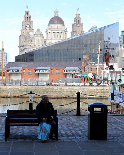 A day in the life: LiverpoolThe Albert Dock