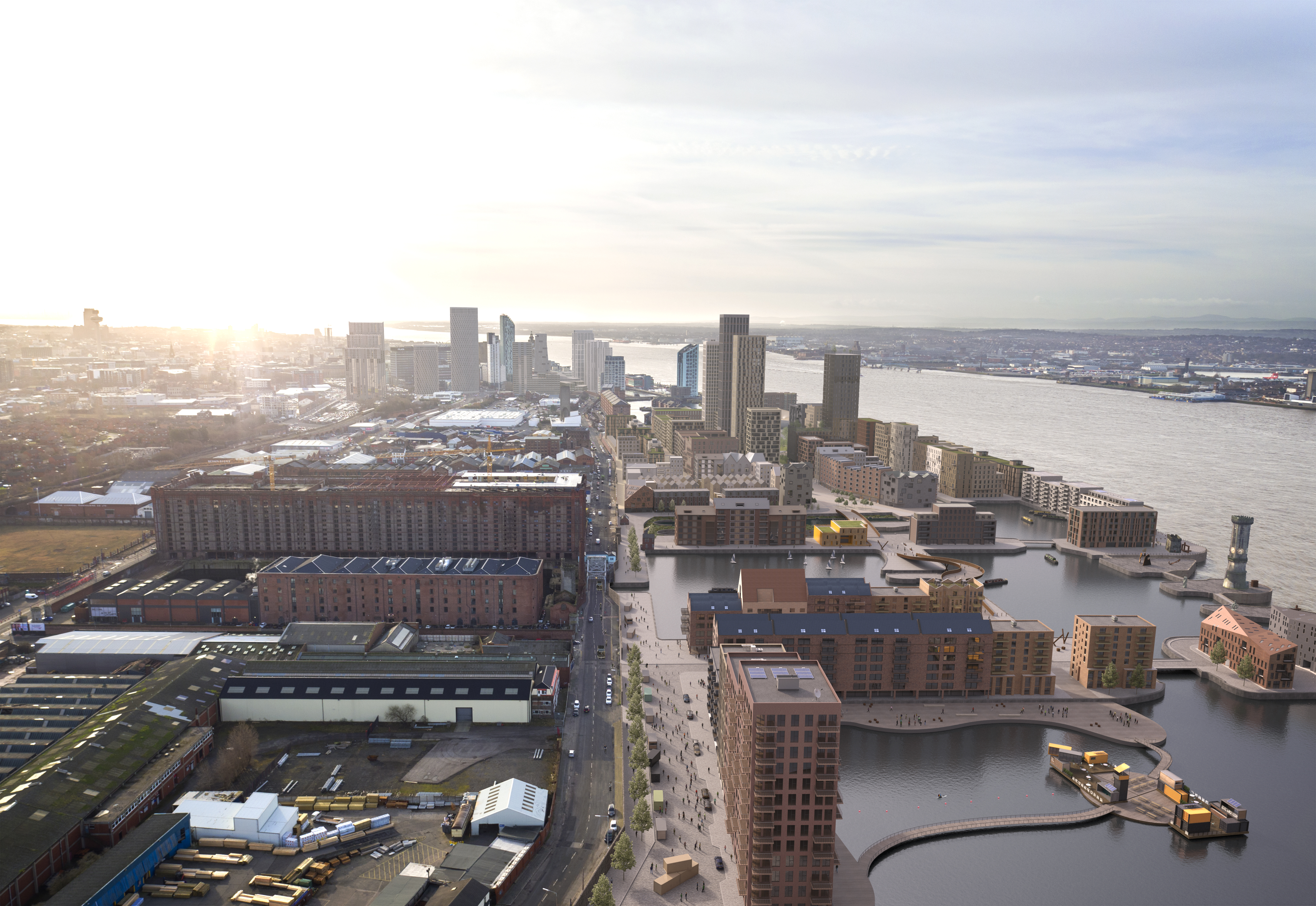 Liverpool Waters_View 01 (Stadium South)_Issue 04b