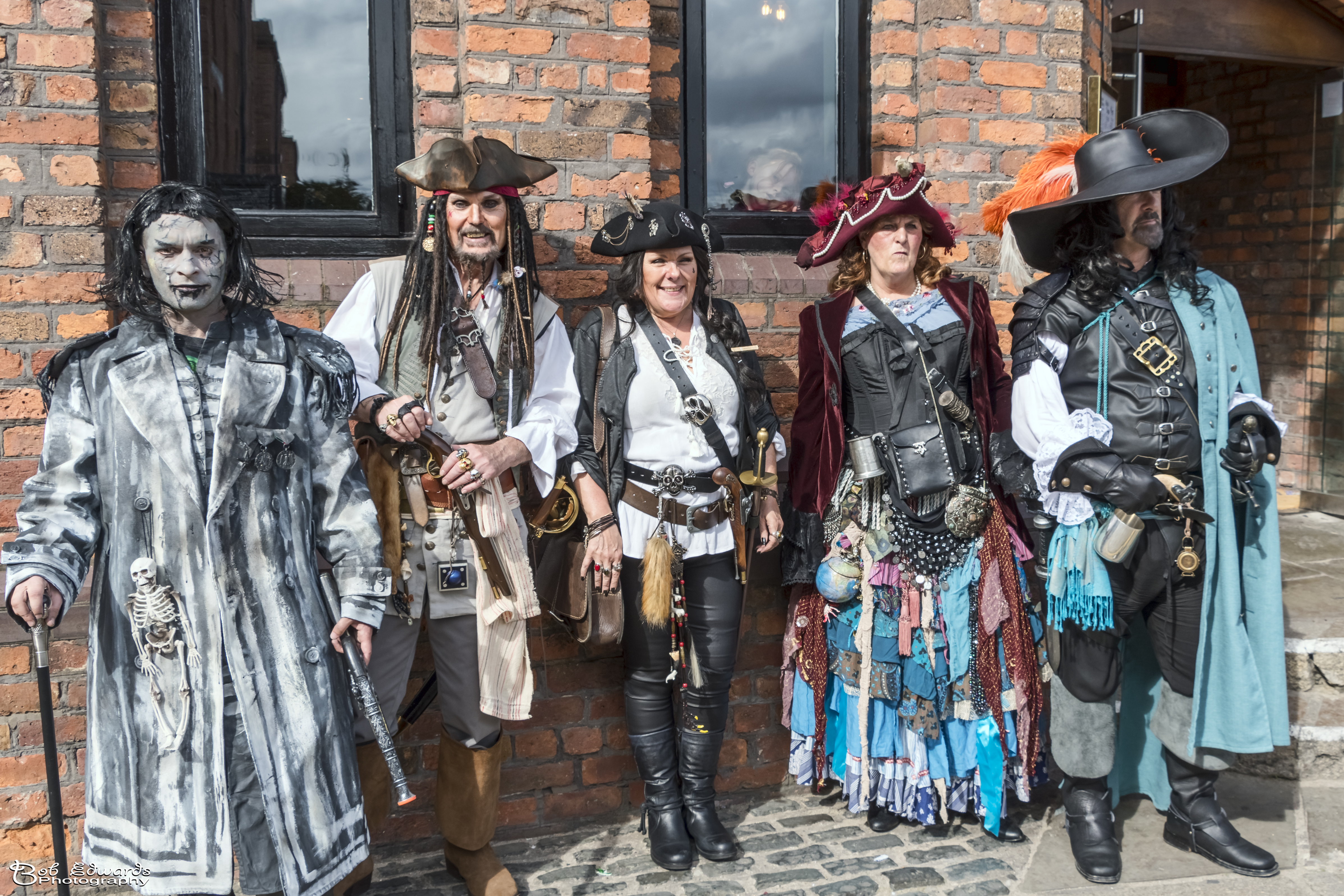 Pirates On The Dock 3