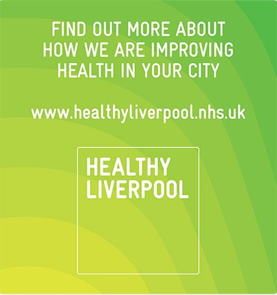 Healthy Liverpool Ad