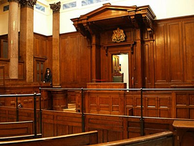 The Courtroom