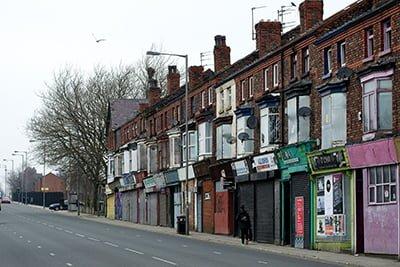 Smithdown Road, Liverpool.