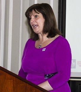 Deputy Mayor Ann O'Byrne