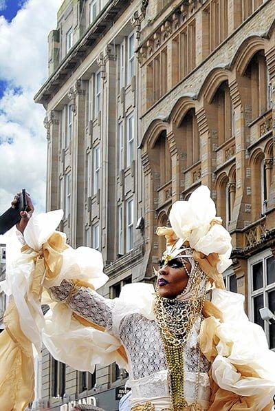 Pride Selfie by Bob Edwards