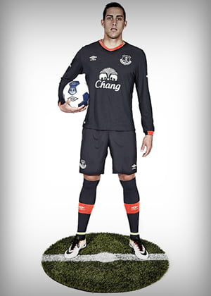 Ramiro Funes Mori - Away Kit