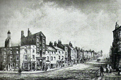Shaw's Brow before construction