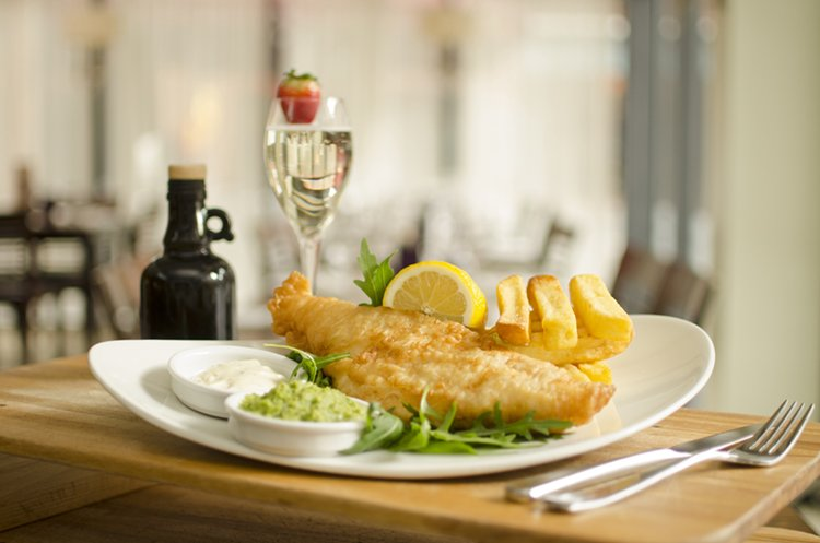 Fish And Chips Are Italian, Says City Restaurant Chef | Good News Liverpool