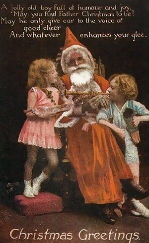 father-christmas-oilette-postcard