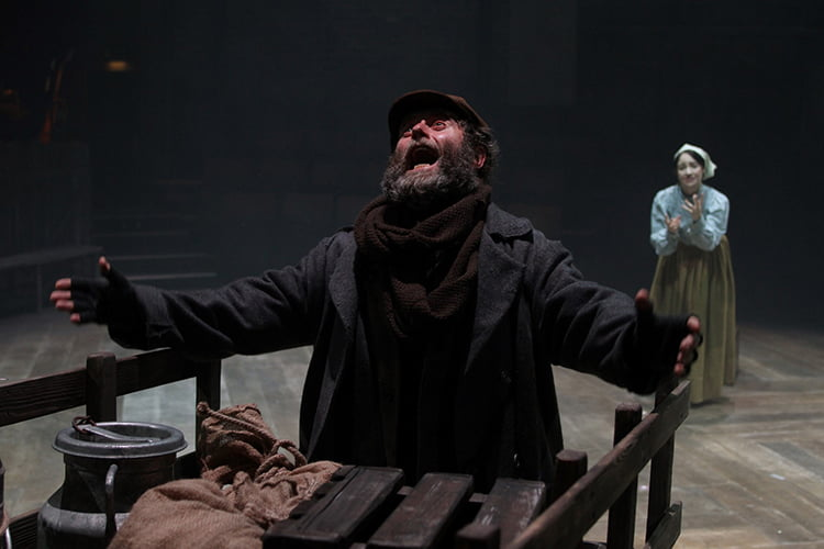 Review Fiddler On The Roof At The Everyman Good News