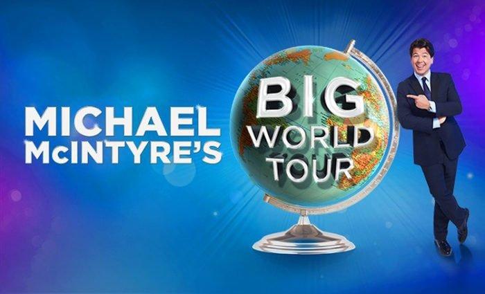 Michael Mcintyre Tour
