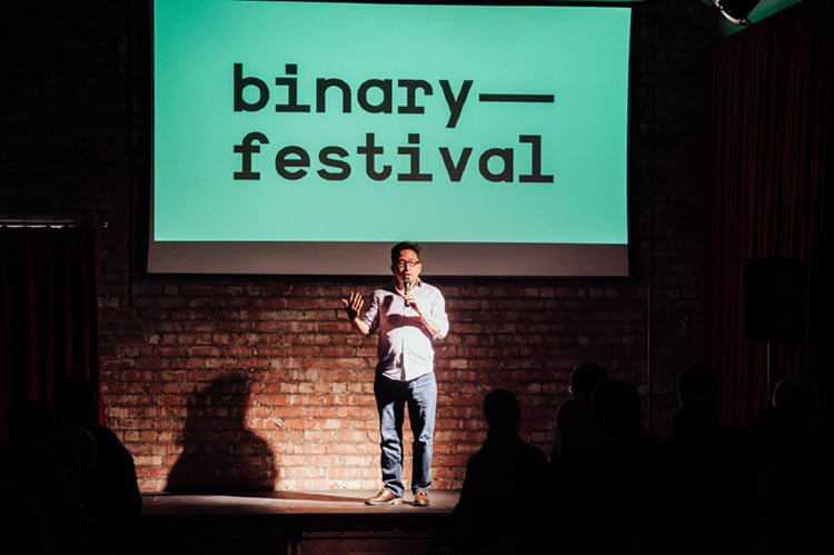 What is a binary event