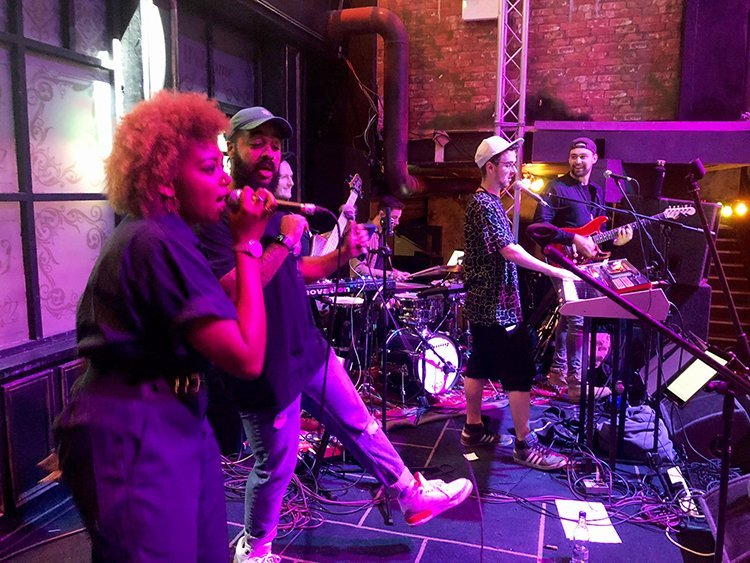 'Incredible' UK hip hop orchestra to launch in Liverpool