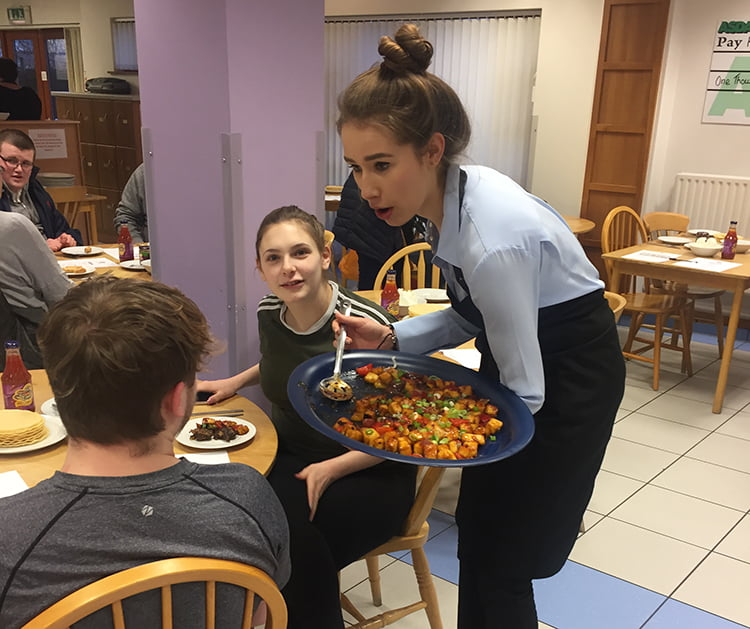 Pataks brings the spice to Ronald McDonald House