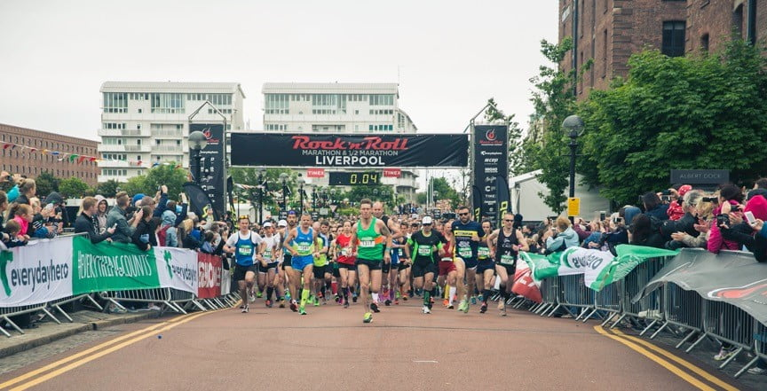 Additional early morning trains for Rock 'n' Roll Marathon | Good News Liverpool