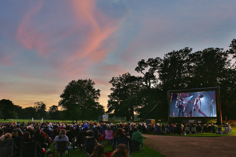 Huge outdoor cinema coming to Liverpool's Speke Hall this September